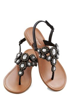Jewel Find a Way Sandal, #ModCloth