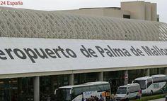 El aeropuerto de Palma de Mallorca detiene temporalmente los despegues por un fallo técnico