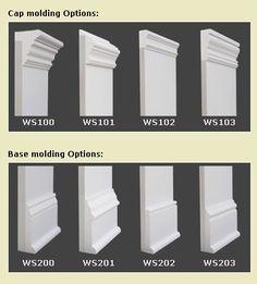Types of Baseboard Molding   Base Moulding Ideas   How Do It Info