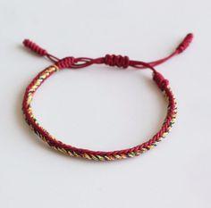 a3e7dd2b33 14 Best Multi Color Tibetan Buddhist Handmade Knots Lucky Rope ...