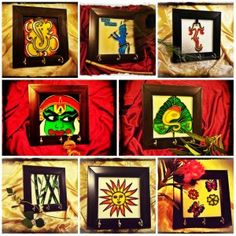"""Thegrapevines feature of the day : Art'trait !!!    """"Started with a passion for turning waste to art & doing our bit for the environment a group of young minds are behind Art'trait.""""    Find out more about what they do and their products in thegrapevines.net : http://thegrapevines.net/arttrait/"""