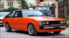 81 Celica GT