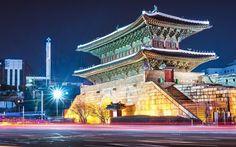 Séoul en Corée du Sud #travel #voyage #Asie