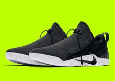 The Nike Kobe AD NXT in black/white releases on June Will we see this shoe make an appearance during the NBA Finals? For a detailed look, tap the link in our bio. Shoes Ads, Cl Shoes, Men S Shoes, Sneakers Mode, New Sneakers, Sneakers Fashion, Basketball Shoes Kobe, Kobe Shoes, Shoe Releases