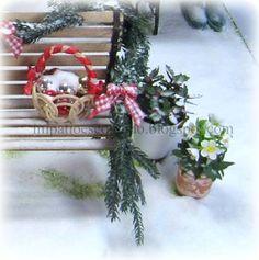 Min Escondido Patio: Christmas Time