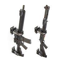 Police Vehicle Gun Rack Tactical Assault Gear Guns