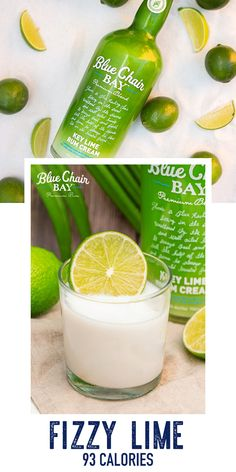 This easy low calorie cocktail just requires one mixer. Grab your Key Lime Rum Cream and some club soda for this simple creamy cocktail. Pour ingredients over ice. Stir. Enjoy. Calories: 93 #bluechairbay #keylimerumcream #BCBHappyHour Bar Drinks, Cocktail Drinks, Beverages, Martini Bar, Martinis, Drinks Alcohol Recipes, Drink Recipes, Refreshing Drinks, Summer Drinks