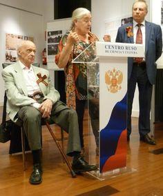 El Centro Ruso de Madrid inaugura la primera gran exposición de los 'Niños de la Guerra'/ @cuartopoder | #historierio