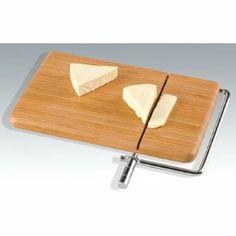 """Bamboo Cheese Slicer [Set of 12] by Creative Home. $126.60. 73361 Features: -Cheese slicer.-Use only mild soap.-Stronger than most hardwoods.-Durable and eco friendly.-Hand wash only. Construction: -Renewable bamboo construction. Dimensions: -Overall dimensions: 0.625"""" H x 8"""" W x 5"""" D. Collection: -Bamboo collection."""