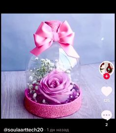 Diy Crafts Hacks, Diy Crafts For Gifts, Diy Home Crafts, Paper Crafts, Flower Bouquet Diy, Diy Flowers, Diy Valentine's Centerpieces, Paper Flower Patterns, Diy Birthday