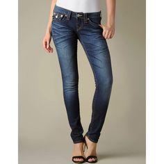 True Religion Brand Jeans Julie Skinny Jean ($198)