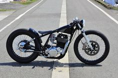 Mad Spark Blog SR 400 bobber