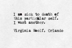 Virginia Woolf • Www.theadventuresofapinkchampagnebubble.Com