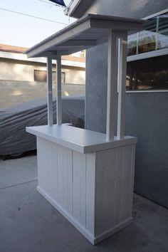 Read more about Pallet DIY Wood Pallet Bar, Wood Pallets, 1001 Pallets, Pallet Benches, Pallet Couch, Recycled Pallets, Coffee Table Design, Küchen Design, House Design
