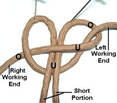 Loop with Left Working End