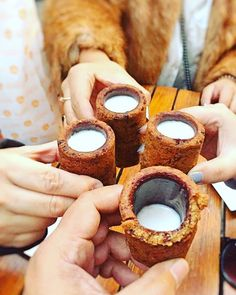 HAPPY NEW YEAR LOVES For those in NYC, London, or Japan, make sure to check out these cookie shots at Dominique Ansel Bakery --they run out between 4PM - 6PM!!!  • • • • • • #healthy #recipes #liveauthentic #foodstagram #foodies #buzzfeedfood #yahoofood #onthetable #lifeandthyme #EEEEEATS #forkyeah #cleaneating #wellness #cookieshots #bakery #love #nye #nyc #likefoodboston #likefoodnyc