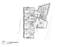 Deakin University Regional Community Health Hub [REACH],Ground Floor Plan