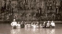 Buffalo River Baptism