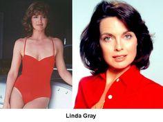 Linda Gray - Kibbe verified Dramatic Classic