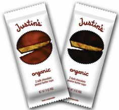 RARE BOGO Justin's Organic Peanut Butter Cups printable coupon (sold at Whole Foods and most Targets!)