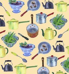 Mary Woodin Illustration | Food