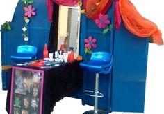 Kinderschminken mit Marion Weber - team einfallsreich