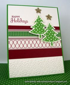 The Holiday Season by abbysmom2198 - Cards and Paper Crafts at Splitcoaststampers