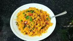 झटपट मसालेदार खिचड़ी जो सबको पसंद आएगी , how to make fried rice , #shortvideo , #youtubeshorts - YouTube