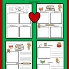 Here are 3 versions of a story map to use when reading stories about the folk tale, The Gingerbread Man.  I like to read stories about him in Decem...