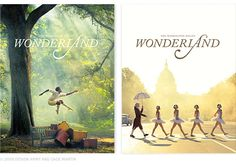 Wonderland. Collaborative photo project & book by Cade Martin & Washington Ballet. Amazing stuff