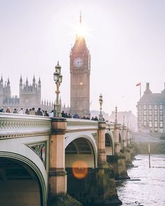: Big Ben in London,