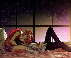 Sakura e Sasuke | Flickr - Photo Sharing!
