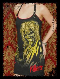Iron Maiden Dress.... I want this so bad
