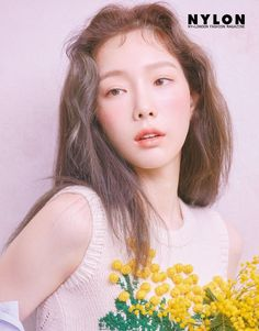 snsd taeyeon discovered by 𝒏𝒂𝒔𝒕𝒎𝒂𝒚. Girls Generation, Girls' Generation Taeyeon, Snsd, Sooyoung, Kpop Girl Groups, Korean Girl Groups, Kpop Girls, Marie Claire, Nylons