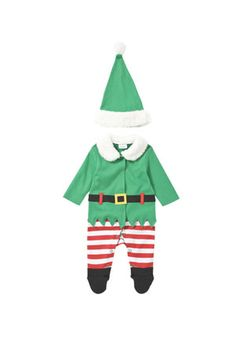 F&F Elf All In One with Hat