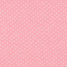Single Jersey Prickar 3 - Viskos - Elastan - pink