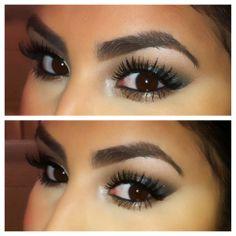 Kim Kardashian eyes with Naked 2 palette Kiss Makeup, Love Makeup, Makeup Tips, Makeup Looks, Hair Makeup, Makeup Ideas, Makeup Lessons, Makeup Stuff, Makeup Tutorials