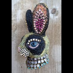 Bunny Five. $700   by Betsy Youngquist  via Etsy.