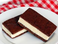 cooking chef: how to make a ice cream sandwich