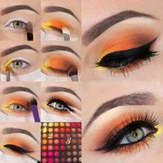 Eyes Makeup Trends...