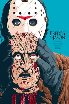 This Jason Voorhees figure stands 3 tall. The stylized vinyl figure has a rotating head and comes in a displayable window box. Horror Icons, Horror Movie Posters, Horror Films, Scary Movie Characters, Scary Movies, Fan Poster, Movie Poster Art, Arte Horror, Horror Art