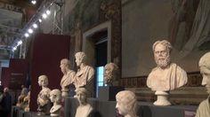 """""""L'età dell'angoscia"""" da Commodo a Diocleziano: l'inizio della fine dell'impero. Musei capitolini.(ieri come oggi?)"""