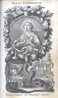 Regilla ⚜ Salus Infirmorum