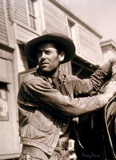 THE OX BOW INCIDENT (1943) - Henry Fonda - Directed by William A. Wellman - 20th Century-Fox - Publicity Still.