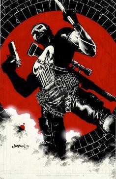 The Punisher •Jimbo Salgado