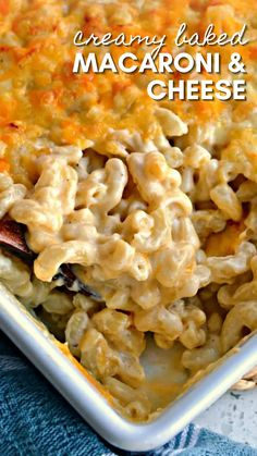 Macaroni Cheese Recipes, Baked Macaroni, Pasta Recipes, Dinner Recipes, Cooking Recipes, Best Side Dishes, Side Dish Recipes, Cheese Dishes, Pasta Dishes