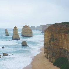 Mystified and in total awe of the stunning view.  . #godisgood #blessed #12apostles  #WhenInMelbourne #bestdestination #instaphoto by geomher_the_giant http://ift.tt/1ijk11S