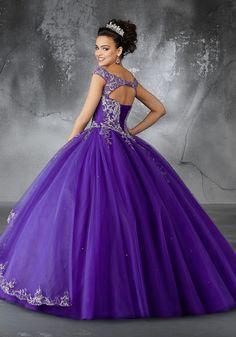 91939114961 59 Desirable Purple Quinceañera Dresses images