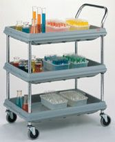 Polyolefin Utility Carts