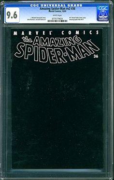AMAZING SPIDERMAN (1999-) Issue # 36 CGC Grade: 9.6/NM @ niftywarehouse.com